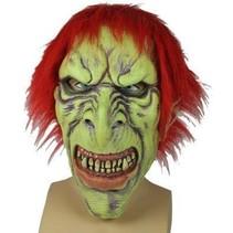 Masker Vampier rood haar