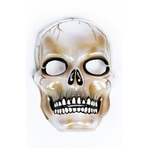 Masker Halloween transparant
