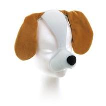 Dierenmasker Hond met geluid