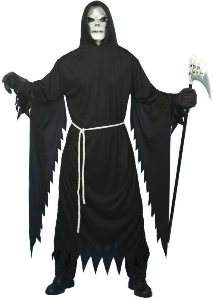 Grim Reaper Kostuum Met Masker 123feestpruikennl