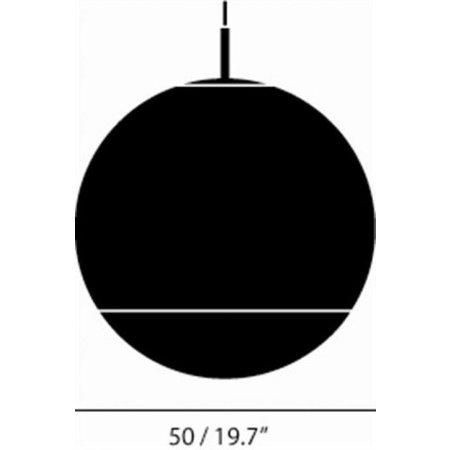 TOM DIXON MIRROR BALL 50 HANGLAMP