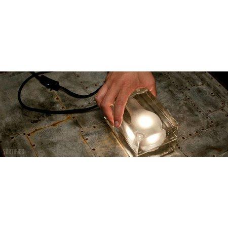 DESIGN HOUSE STOCKHOLM BLOCK LAMP CLEAR MINI