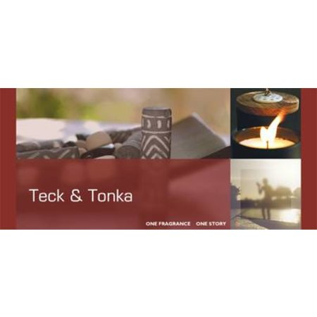 ESTEBAN DESIGN TECK&TONKA ROOM SPRAY