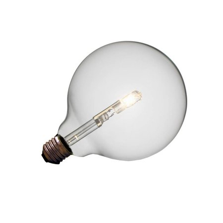 MUUTO DESIGN HALOGEN LIGHT BULB CLEAR
