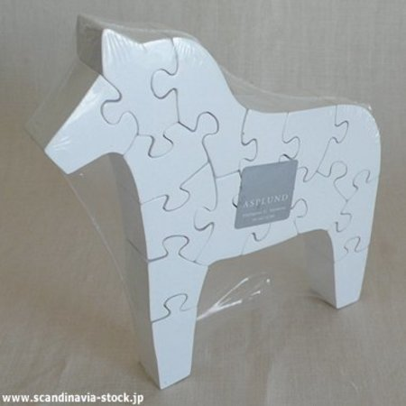 ASPLUND DESIGN DALA HORSE PUZZLE