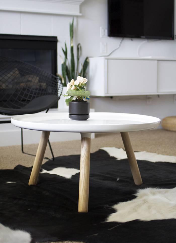 normann copenhagen design tablo table large black nordic new. Black Bedroom Furniture Sets. Home Design Ideas