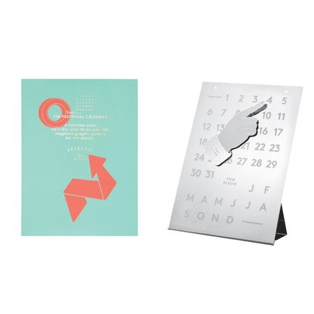 TOM DIXON DESIGN TOOL THE PERPETUAL CALENDAR