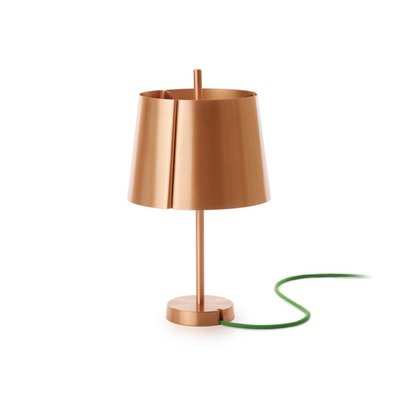 WASTBERG LINDVALL W124T TABLE LAMP COPPER