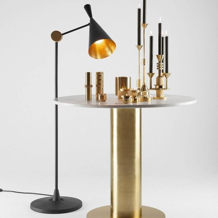 TOM DIXON DESIGN BEAT FLOOR LAMP BLACK