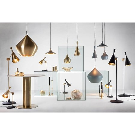 TOM DIXON DESIGN BEAT TABLE LAMP BLACK