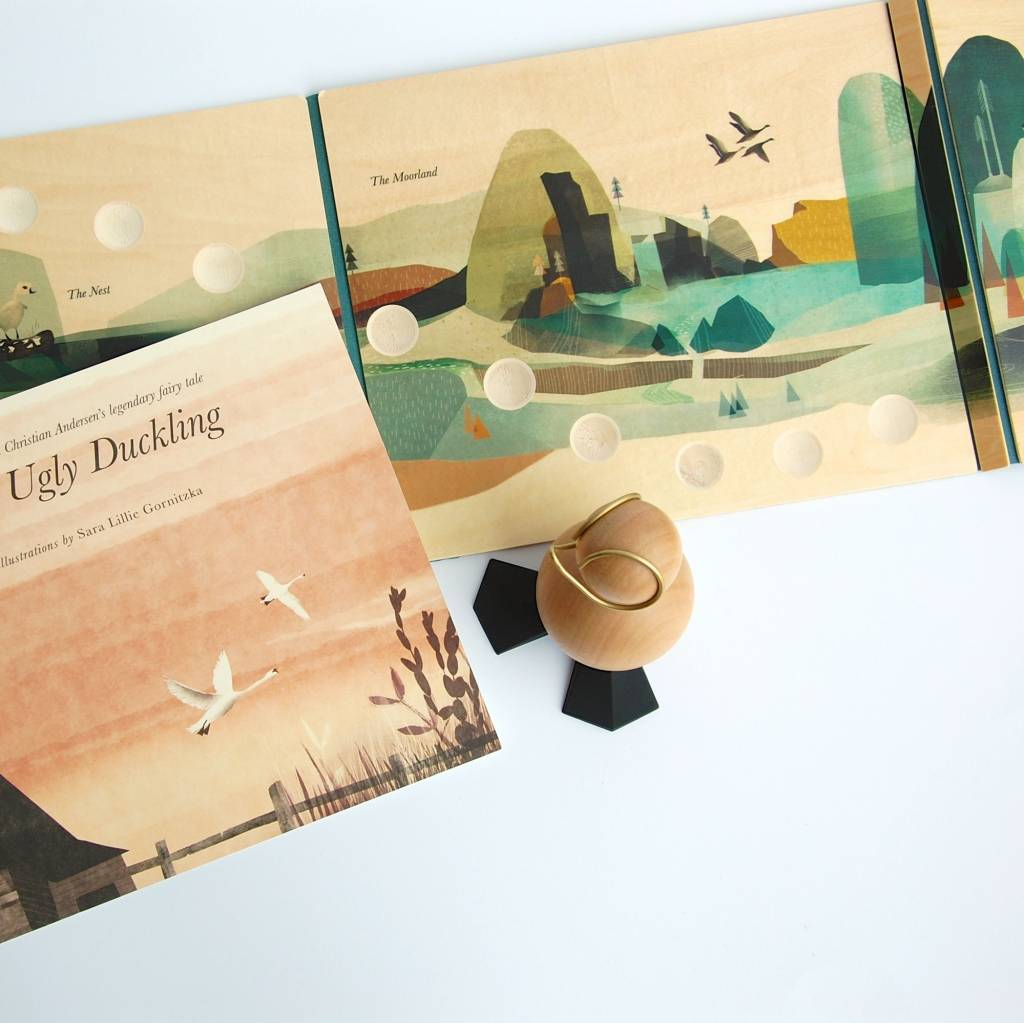 aviendo design the ugly duckling complete collection nordic new