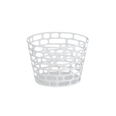 ASPLUND CODE BASKET WHITE MEDIUM