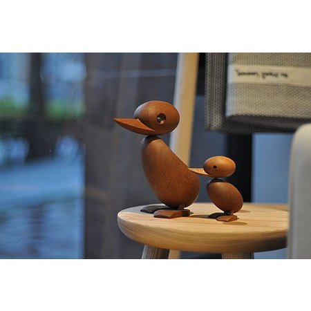 ARCHITECTMADE DESIGN DUCK AND DUCKLING(SMALL)