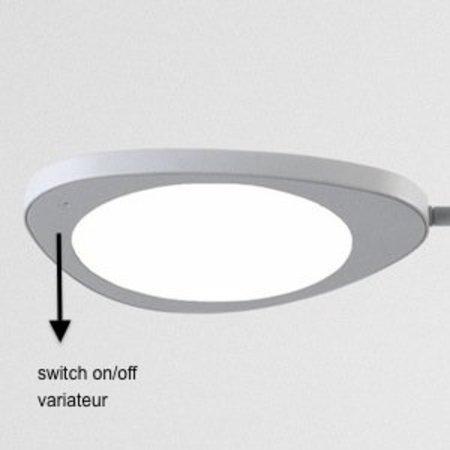 MUUTO DESIGN LEAF FLOOR LAMP BY Broberg & Ridderstråle