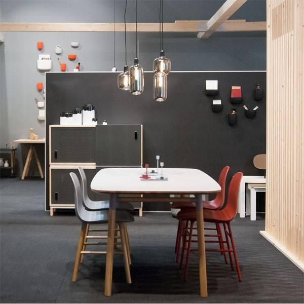 normann copenhagen design amp lamp pendant small nordic new. Black Bedroom Furniture Sets. Home Design Ideas