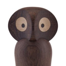 ARCHITECTMADE OWL LARGE SMOKED