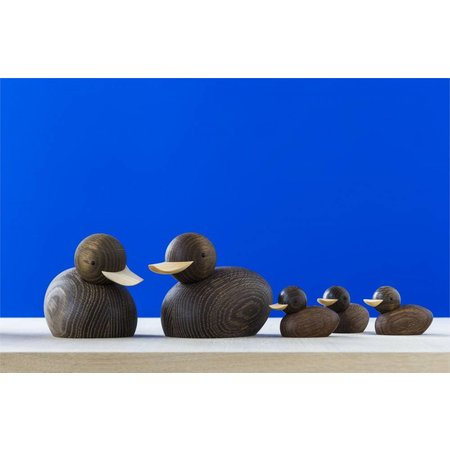 LUCIE KAAS DESIGN DUCK SMOKED OAK