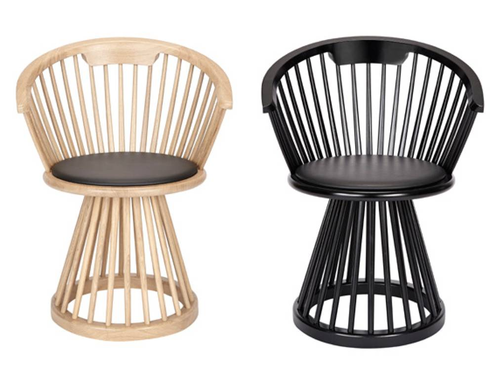 Design Fan Dining Chair Nordic New
