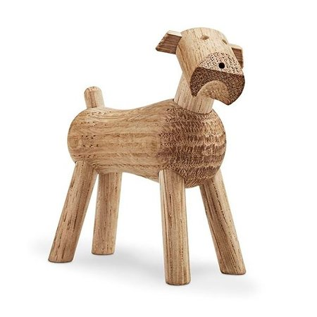 KAY BOJESEN DESIGN KAY BOJESEN DOG TIM WHITE OAK