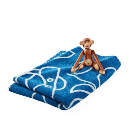 KAY BOJESEN DESIGN BLANKET MONKEY
