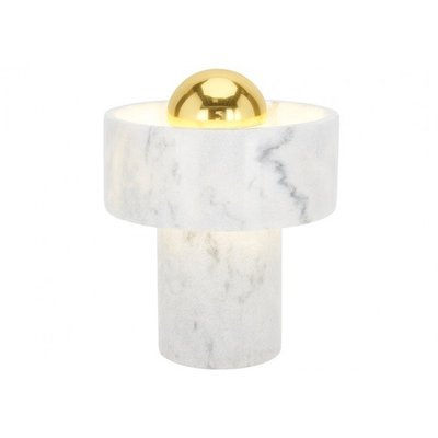 TOM DIXON STONE TABLE LAMP