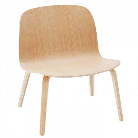 MUUTO Visu Lounge Chair Oak