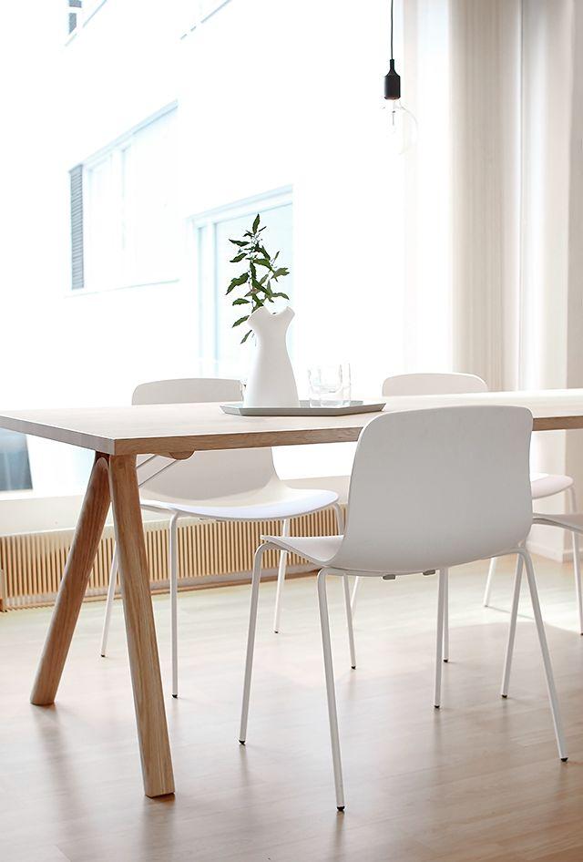 muuto design split dining table nordic new