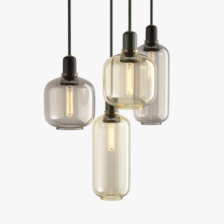 normann copenhagen design amp lamp pendant large nordic new. Black Bedroom Furniture Sets. Home Design Ideas