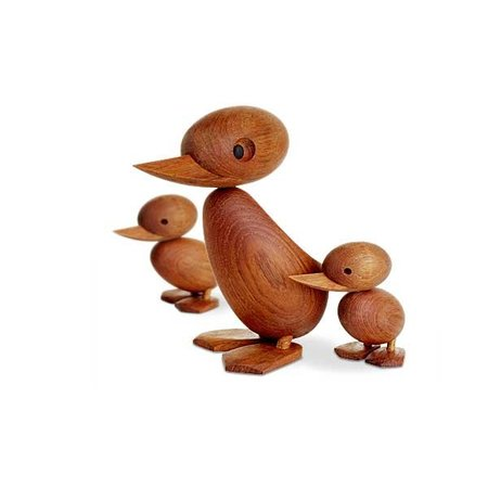 ARCHITECTMADE DESIGN DUCK AND DUCKLING
