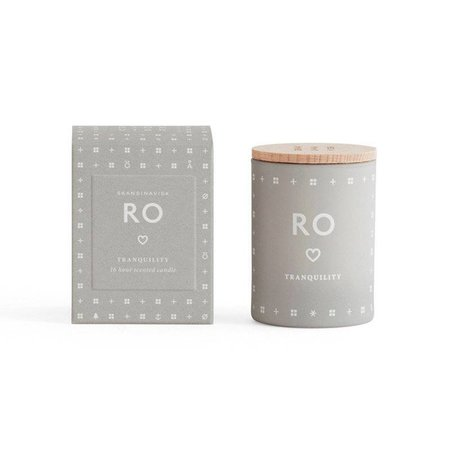 SKANDINAVISK RO MINI SCENTED CANDLE (TRANQUILITY) 55gr