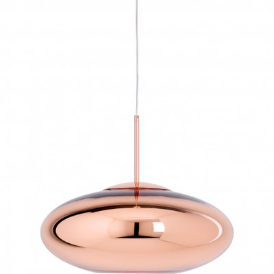 TOM DIXON COPPER WIDE HANGLAMP