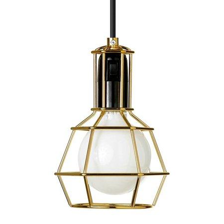 DESIGN HOUSE STOCKHOLM DESIGN WORK LAMP GOLD