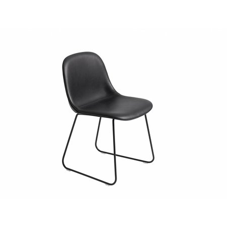 MUUTO FIBER SIDE CHAIR / SLED BASE Designed by Iskos-Berlin