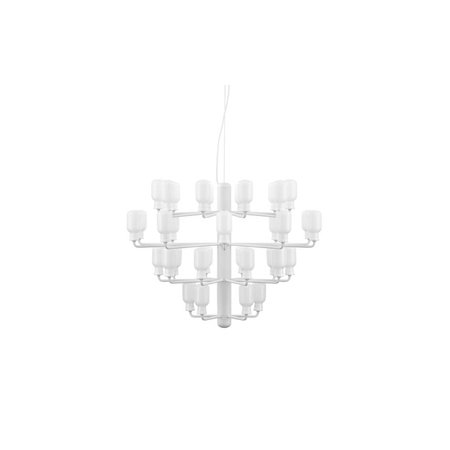 NORMANN COPENHAGEN AMP CHANDELIER LARGE by Simon Legald