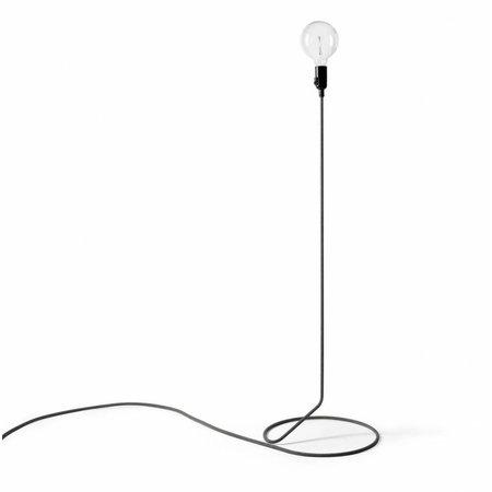 DESIGN HOUSE STOCKHOLM CORD FLOOR LAMP 130cm hoog.