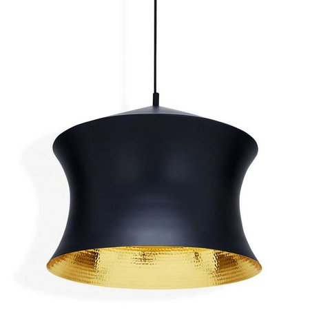TOM DIXON BEAT WAIST PENDANT BLACK