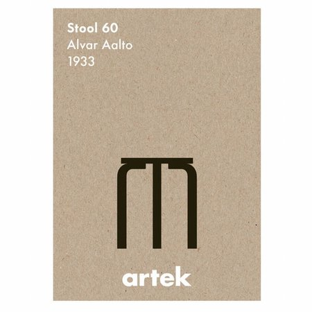 ARTEK ICON STOOL 60 1933