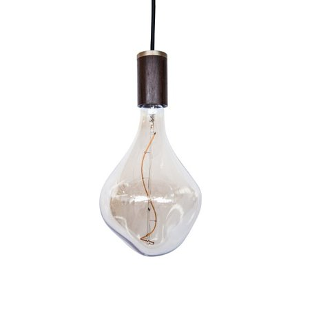 TALA WALNUT KNUCKLE PENDANT E27