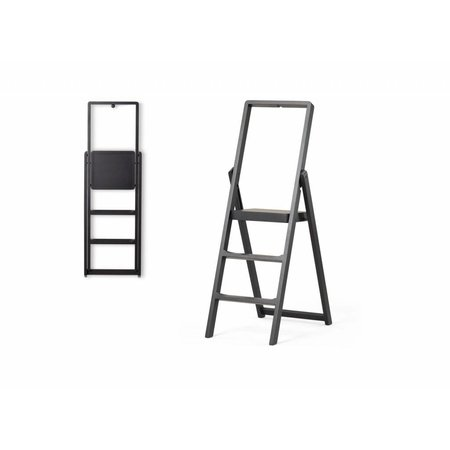 DESIGN HOUSE STOCKHOLM STEP LADDER -STAINED