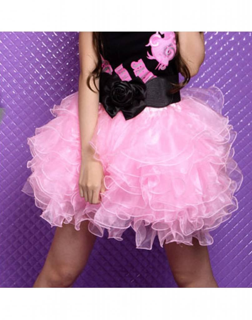 пышные платьи на девочку как шить