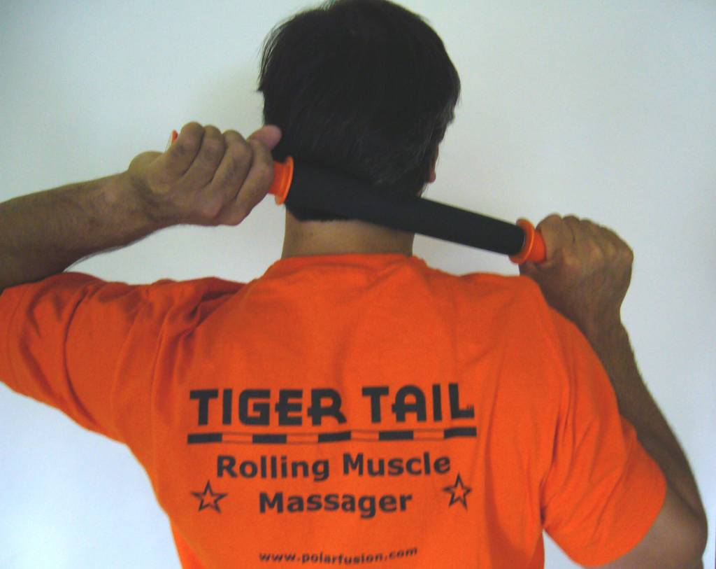 Rolling muscle massager benefits