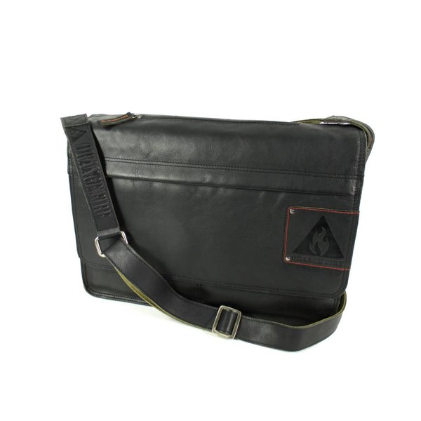 "Laptoptas Business tas met klep 15,6"" zwart"