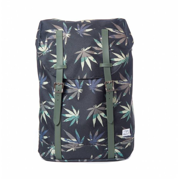 Hampton Backpack Grass Camouflage