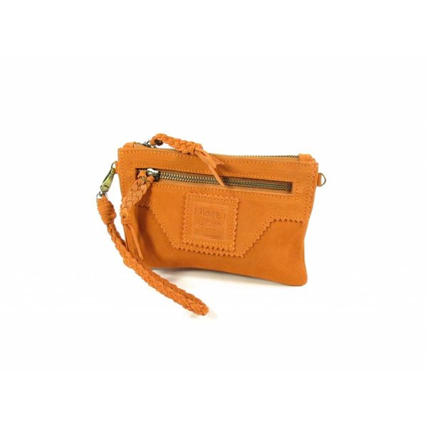 Portemonnee Camille Purse S Spicy Orange