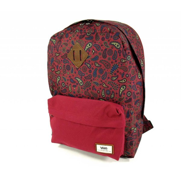 BackPack M OLD SKOOL PLUS BAC BORDEAUX FUN GU