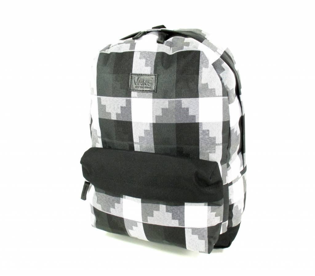 Vans BackPack CAMEO BLACK WHITE