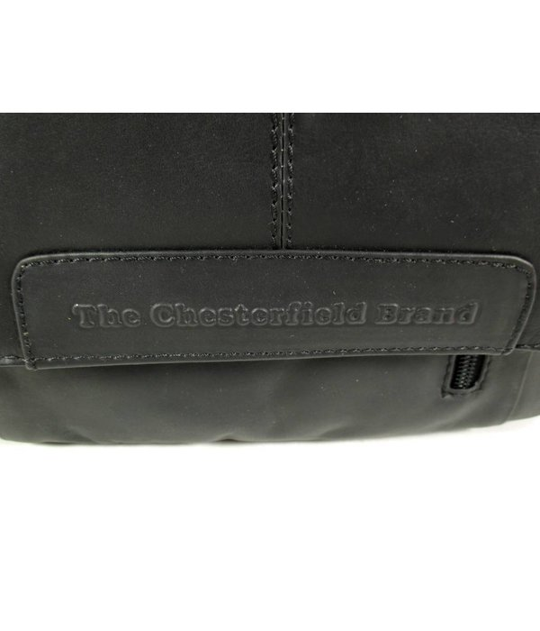 Chesterfield Schoudertas kleptas small RICHARD zwart