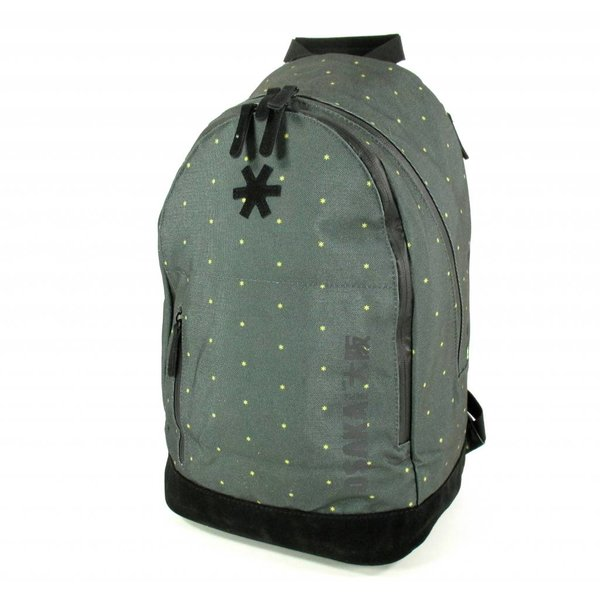 Backpack Medium CATCH CHARCOAL YELLOW