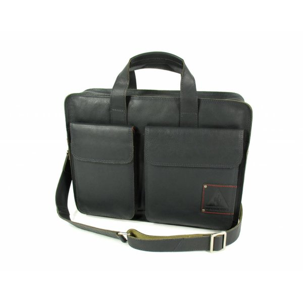 "Laptoptas business tas 15,6"" Twinner Donker Blauw"