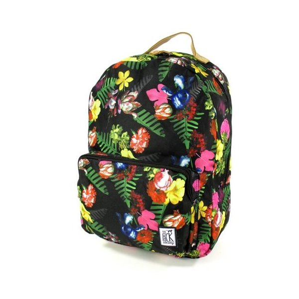 Classic Backpack old masters allover Multicolor